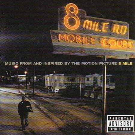 8 Mile   Eminem   Soundtrack  Vinyl   Explicit