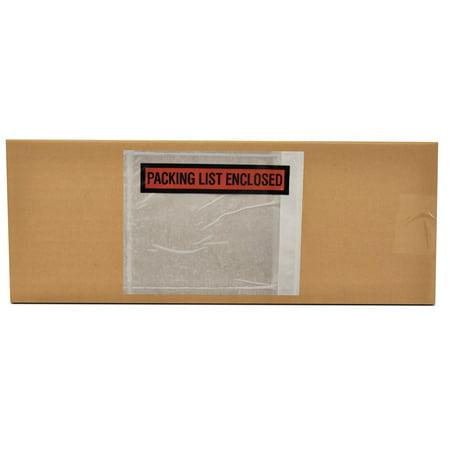 5.5 Bar Envelopes (1000 4.5