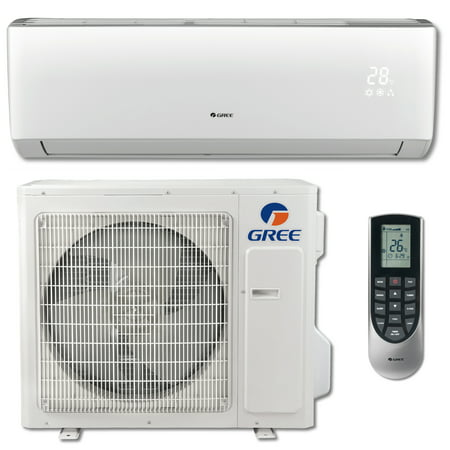 GREE VIREO+ 22,000 BTU Cool / 23,000 BTU Heat Ductless Mini Split Air Conditioning and Heating System (208-230V / 60Hz)