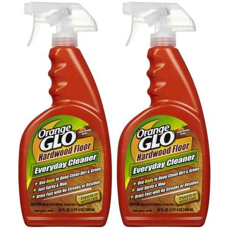 Orange Glo Hardwood Floor Everyday Cleaner Spray - Orange - 22 oz - 2 pk