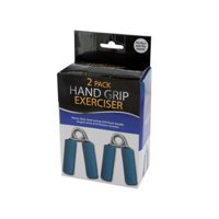 Kole Imports OS960-8 5 x 3.25 in. Hand Grip Exerciser Set, 2 Piece - Pack of 8