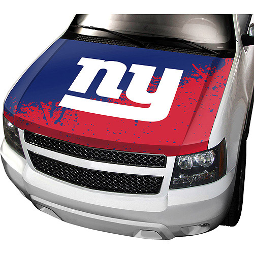 New York Giants NFL Auto Hood Cover