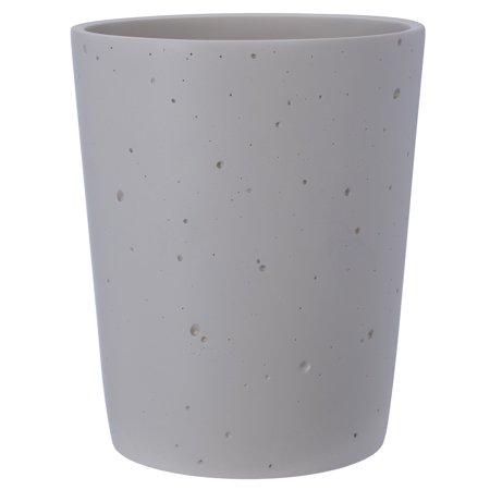 Creative Bath Products Concrete Waste Basket