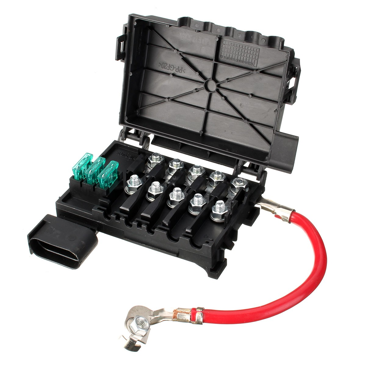 Jetta Battery Fuse Box 2002 Vw Beetle Location Terminal Fit For Bora Golf Jett Walmart Com Rh Mk4