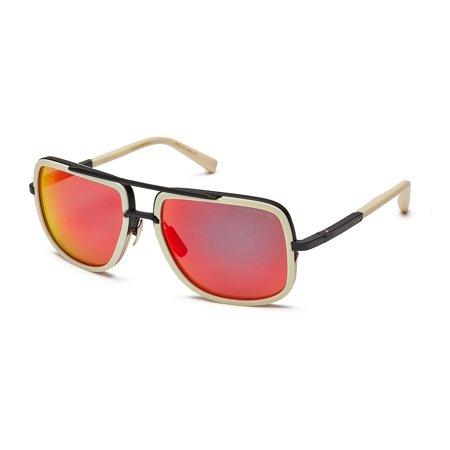 ec07bfdb7e3 ... 2030h Navy 18k Gold Frame Dark UPC 662578469339 product image for Dita  Mach One Sunglasses DRX-2030K Matte Bone Black Dark ...