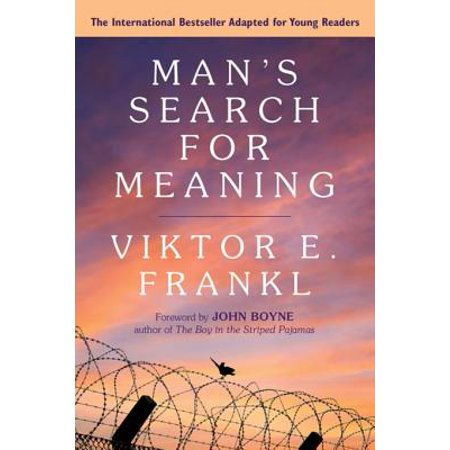 Man's Search for Meaning: Young Adult Edition - - Halloween Books For Young Adults