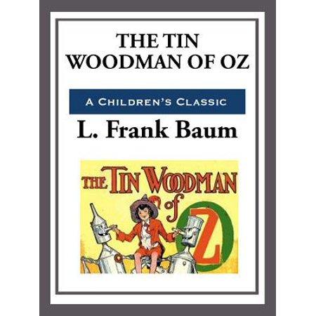 The Tin Woodman of Oz - eBook