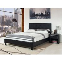 Stratus Upholstered Bed, Multiple Colors, Multiple Sizes