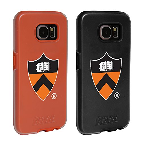 Princeton Tigers Fan Pack (2 Cases) for Samsung Galaxy S6 by US Digital Media, Inc