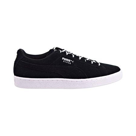 """Puma Suede Classic """"Other Side"""" Mens Shoes Puma Black/Puma White 369206-01"""