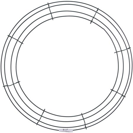 wire wreath frame 16 - Wire Wreath Frame Wholesale
