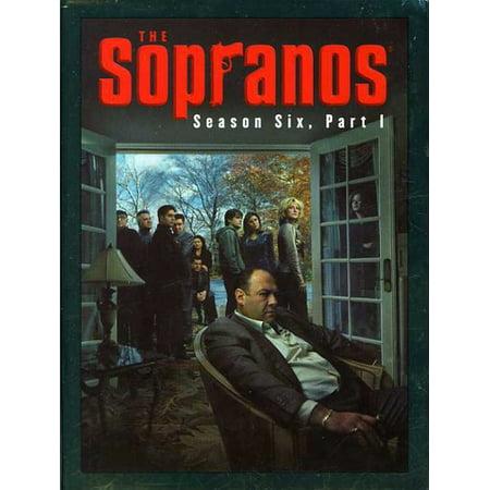 The Sopranos: Season Six, Part 1