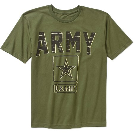 Us Army Mens Graphic Tee