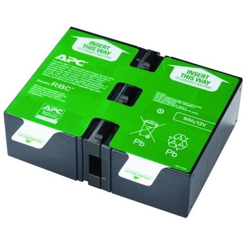 Apc Apcrbc124 Battery Unit Spill Proof, Maintenance Free Sealed Lead Acid Hot-swappable - American Power Conversion