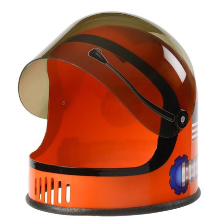 Youth Astronaut Helmet, Orange](Jr Astronaut Helmet)