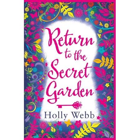 Return to the Secret Garden - eBook