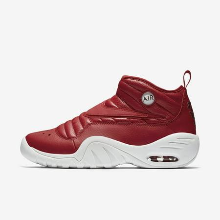 Nike Air Shake Ndestrukt (880869-600) Mens Sneakers Red/White