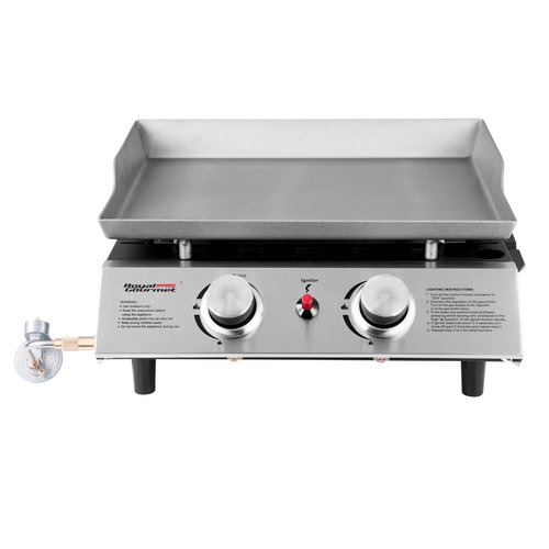 Beau Royal Gourmet Corp 2 Burner Portable Propane Grill