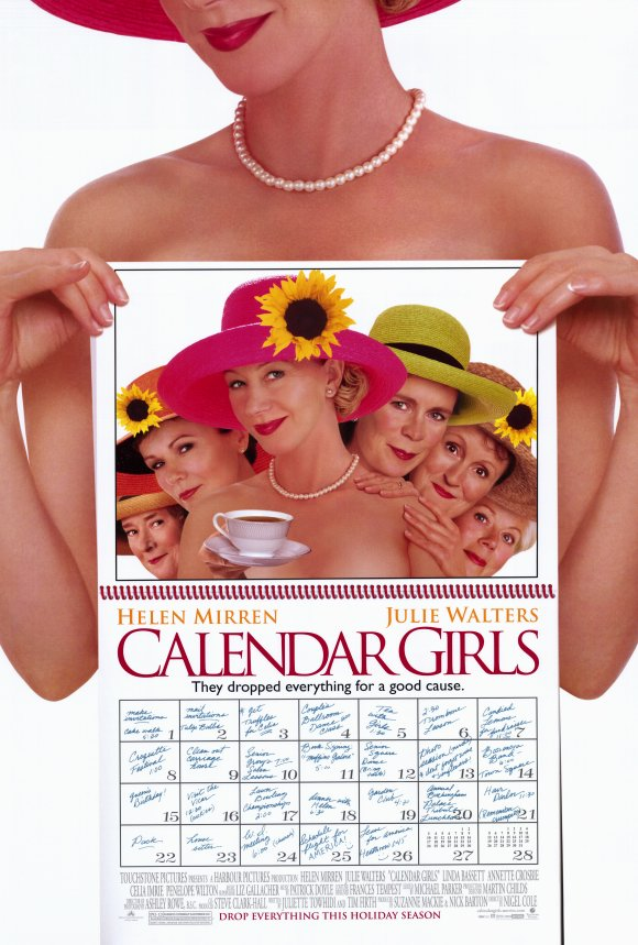 Calendar Girls POSTER Movie (27x40) by
