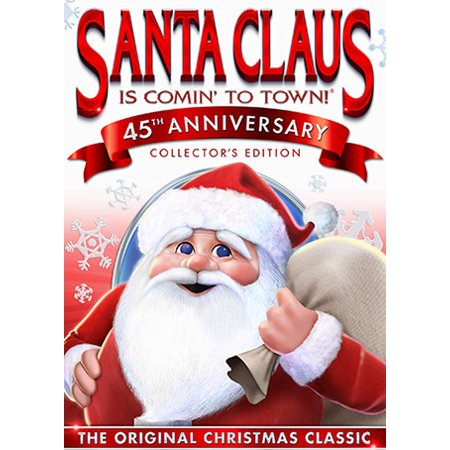 Santa Claus Is Comin' to Town! (45th Anniversary Collector's Edition) (DVD)