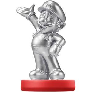 Nintendo Super Mario Amiibo Mario Mini Figure [Silver Edition] by Nintendo Co., Ltd