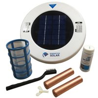 Remington Solar Chlorine-Free Sun Shock Pool Purifier with Extra Copper Anode