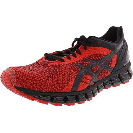 the latest 93316 ba022 Asics Men's Gel-Quantum 360 Knit Ot Red / Black Onyx Ankle-High Fashion  Sneaker - 7M | Walmart Canada