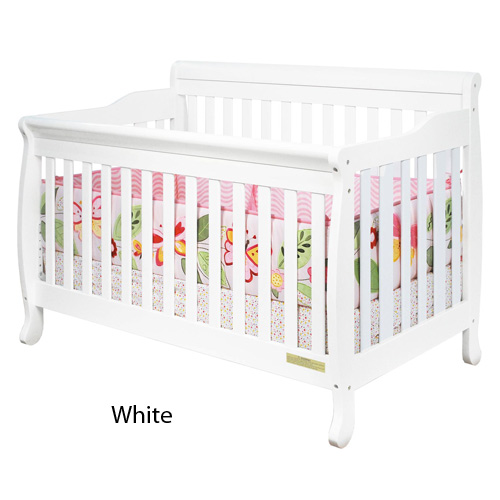 AFG Baby Furniture Alice 4-in-1 Convertible Crib