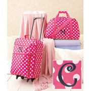 3-Pc. Girls' Monogram Luggage Set