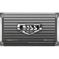 Boss Audio AR1500M Power Amplifier