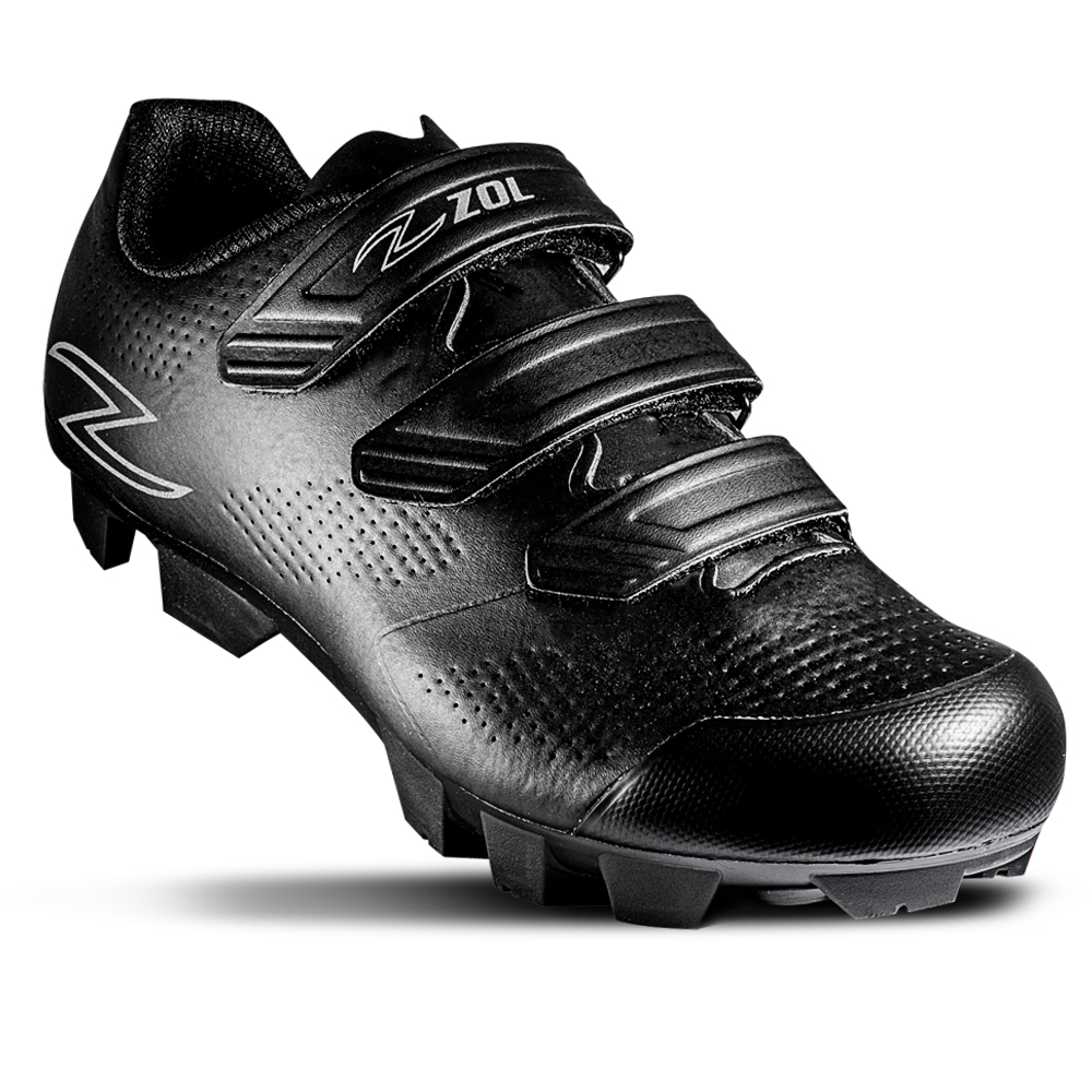 Zol Raptor MTB Mountain Bike Indoor Fitness Cycling Shoes Mens Womens SPD