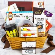 Chocolate Lover's Premier Gourmet Gift Basket
