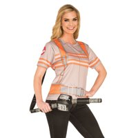Ghostbusters Female T-Shirt Adult Costume