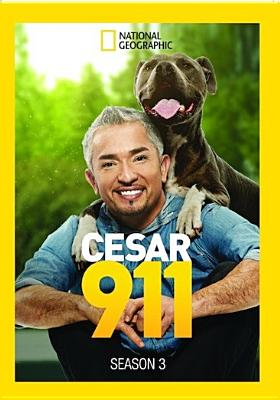 National Geographic Cesar 911: Season 3 (DVD) by National Geographic