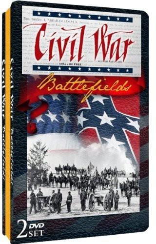 Civil War Battlefields (Tin) ( (DVD)) by Shout! Factory