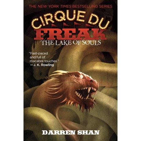 Cirque Du Freak #10: The Lake of Souls - eBook