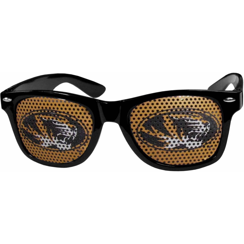 NCAA Missouri Game Day College Retro Team Logo Sunglasses