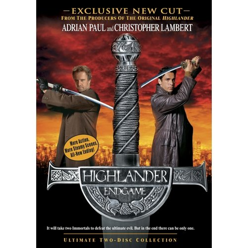 Highlander 4: Endgame (Ultimate 2-Disc Edition) (Widescreen)
