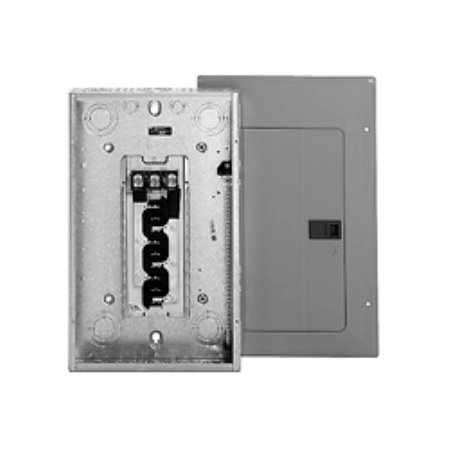 Circuit Breaker 500 Amp - Eaton 3BR3030N100 3-Phase 4-Wire Convertible Main Lug Load Center 30 Circuits 208Y/120/240 Volt AC 100 Amp NEMA 1