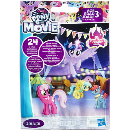 My Little Pony Friendship is Magic Collection Blind Bags (2018/01)