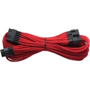 Corsair Individually Sleeved AX 760/860 ATX 24-Pin Cable, Red (Gen 2)