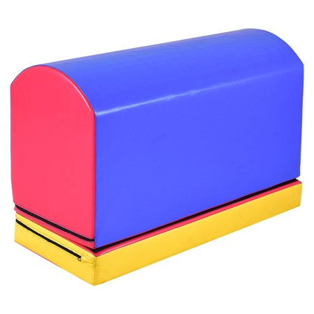 Mailbox Trainer Tumbling Aid Gymnastics Jumping Box Heightening Mat ()