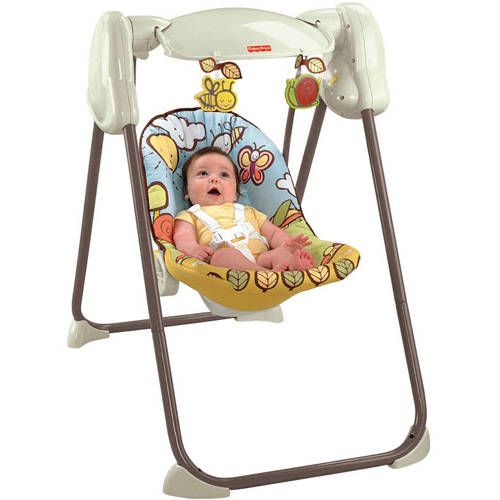 Fisher-Price Musical Projection Swing