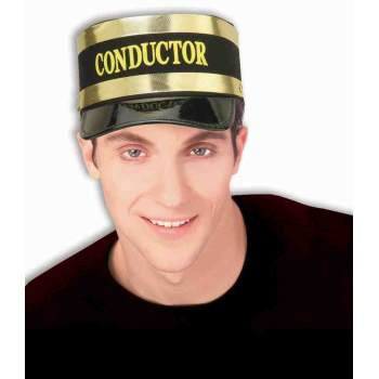 CONDUCTOR HAT](Train Conductor Hats)