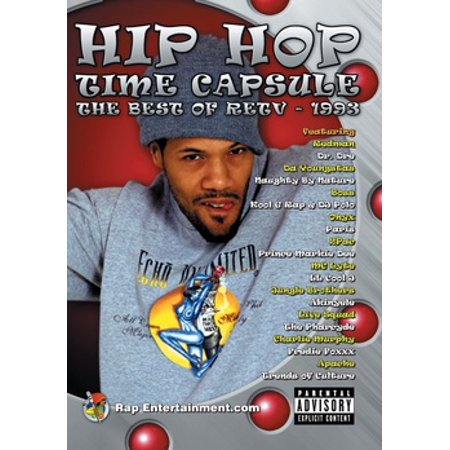 Hip Hop Time Capsule: 1993 (DVD) (Hip Hop Halloween Playlist)