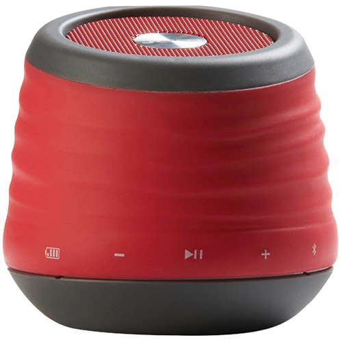 HMDX HX-P430RD Jam XT Extreme Wireless Speaker, Red