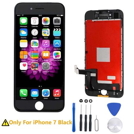 Touch Lcd Screens - iPhone 7 Screen Replacement LCD Touch Screen Digitizer Frame Assembly Full Set with 3D Touch for iPhone 7 4.7