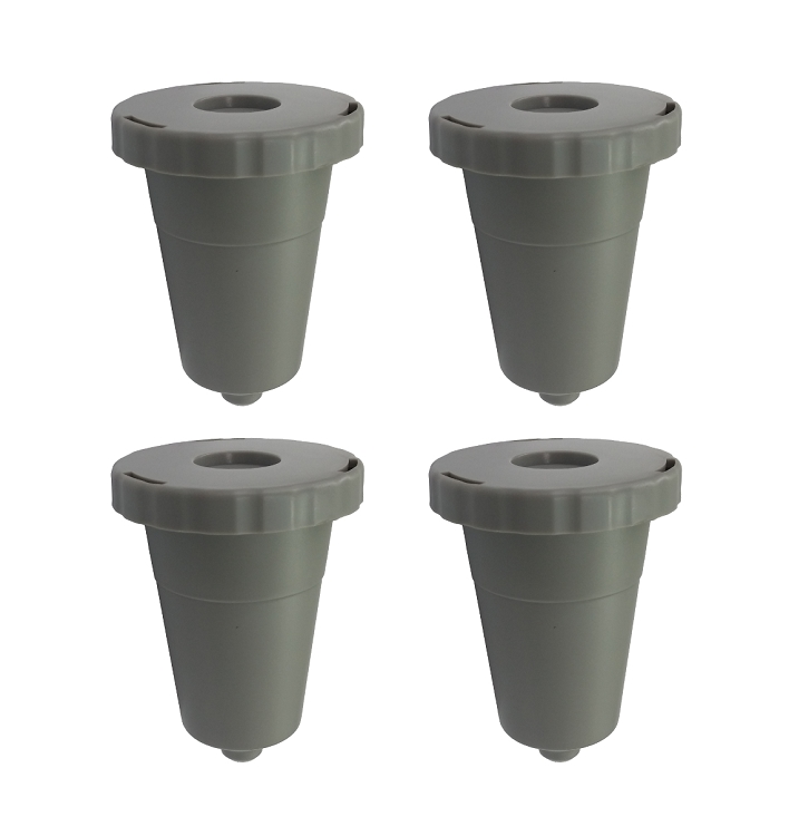 4  Replacement Coffee Filter Sets For Keurig My K Cup