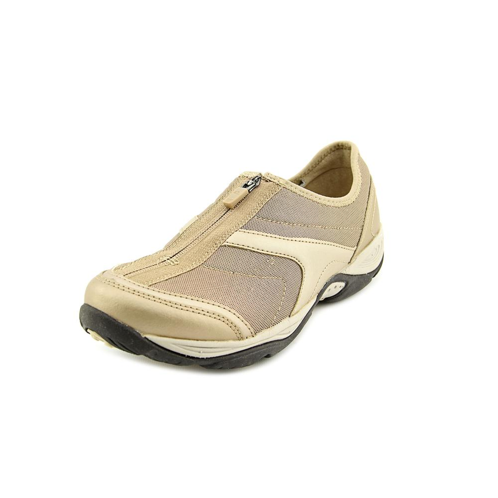 Easy Spirit Ellicott Round Toe Canvas Walking Shoe by Easy Spirit