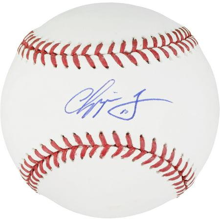 Chipper Jones Atlanta Braves Autographed Baseball - Fanatics Authentic Certified Chipper Jones Atlanta Braves Baseball